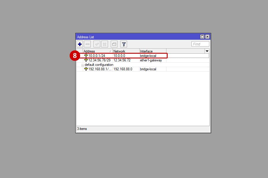 Mikrotik - Change LAN Subnet - Powered by Kayako Help Desk Software