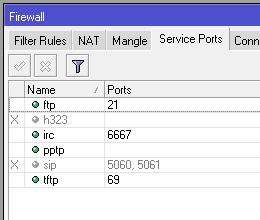How to Disable SIP ALG on a Mikrotik - Powered by Kayako