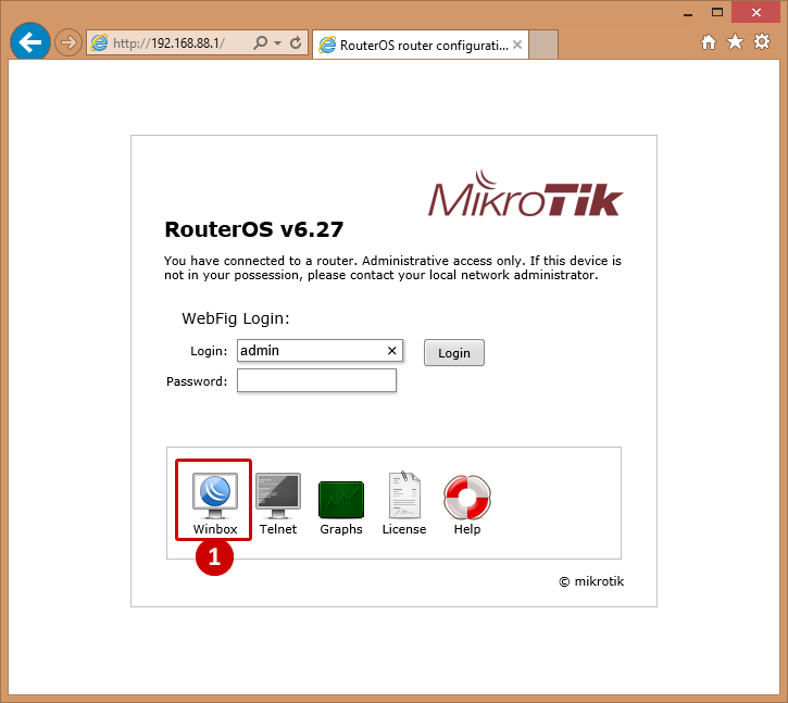 Mikrotik - Complete Setup Guide - Powered by Kayako Help Desk Software